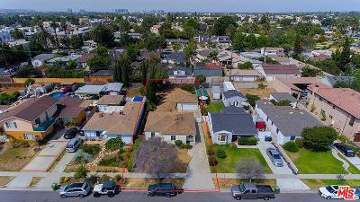 Single Family Home For Sale: 3969 McLaughlin Avenue