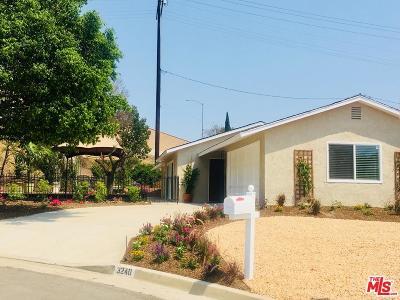 Long Beach Single Family Home For Sale: 3240 Elm Avenue