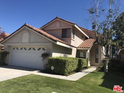 Canyon Country Single Family Home For Sale: 15628 Burt Court