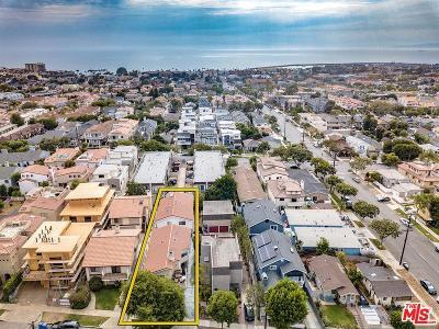 Redondo Beach Condo/Townhouse For Sale: 209 South Juanita Avenue #B