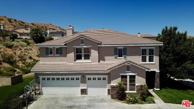 Palmdale Single Family Home For Sale: 39921 Capland Drive