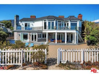 Malibu Rental For Rent: 30760 Broad Beach Road