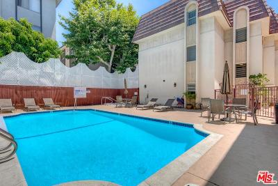 Culver City Condo/Townhouse For Sale: 5625 Sumner Way #201