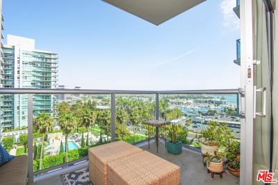 Los Angeles County Condo/Townhouse For Sale: 13700 Marina Pointe Drive #1030