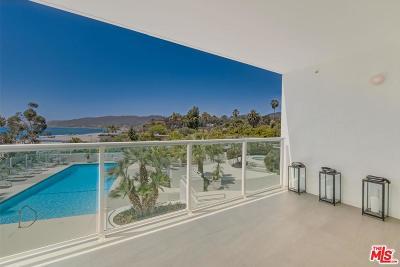 Los Angeles County Condo/Townhouse For Sale: 101 Ocean Avenue #B200