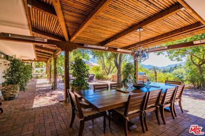 Topanga Single Family Home For Sale: 22722 Chamera Lane