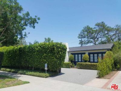Beverly Hills Rental For Rent: 204 South Clark Drive