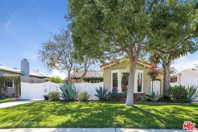 Single Family Home For Sale: 1711 South Corning Street
