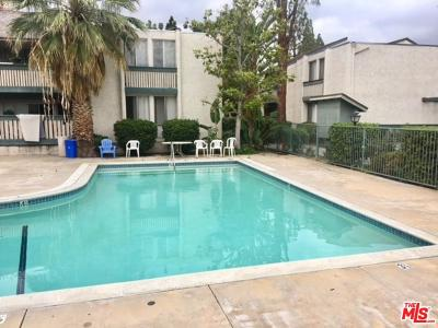 Canoga Park Condo/Townhouse For Sale: 8601 International Avenue #219