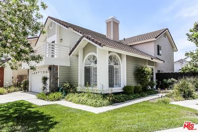 Canyon Country Single Family Home For Sale: 19975 Tracy Court