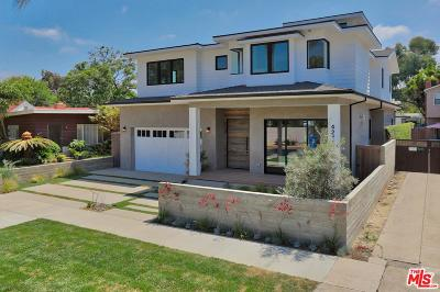 Culver City Single Family Home For Sale: 4217 Jackson Avenue