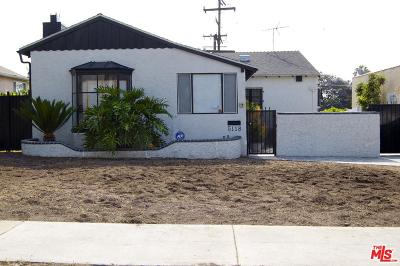 Single Family Home For Sale: 5118 Deane Avenue