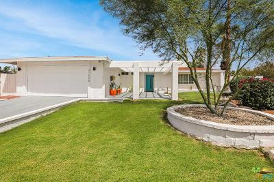 Cathedral City Single Family Home For Sale: 37548 Bankside Drive