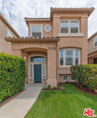 Torrance Condo/Townhouse For Sale: 20508 Earl Street