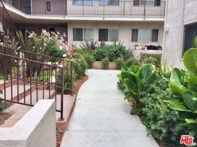 Los Angeles Condo/Townhouse For Sale: 8710 Belford Avenue #215B