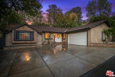 Woodland Hills Single Family Home For Sale: 4798 Regalo Road