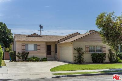 Culver City Single Family Home For Sale: 5349 Selmaraine Drive