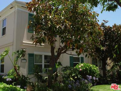 Beverly Hills Rental For Rent: 312 South Reeves Drive #F
