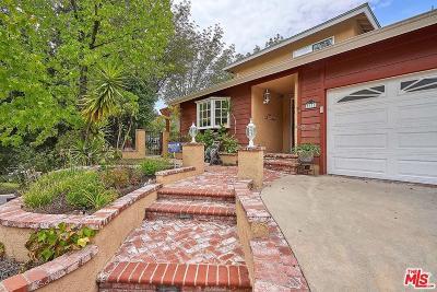 Glendale Single Family Home For Sale: 2031 Buckingham Place