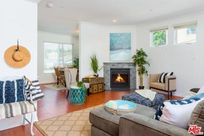 Santa Monica Condo/Townhouse For Sale: 1827 16th Street #105