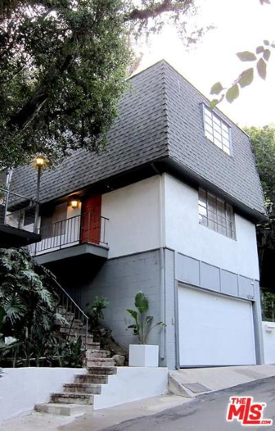 Los Angeles County Single Family Home For Sale: 8109 Willow Glen Road