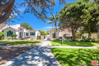Santa Monica Single Family Home For Sale: 339 16th Street