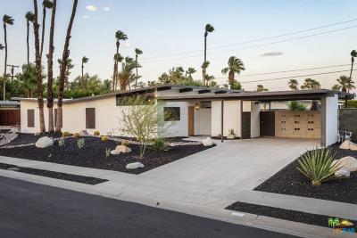 Palm Springs Single Family Home For Sale: 622 North Monterey Road