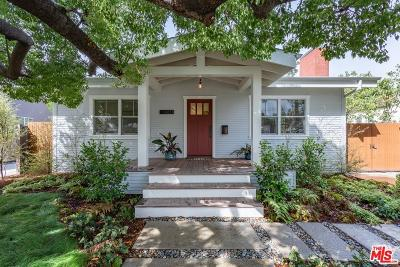 Culver City Single Family Home For Sale: 4231 Jackson Avenue