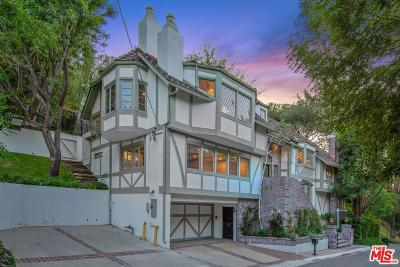 Sherman Oaks Single Family Home For Sale: 3739 Ventura Canyon Avenue