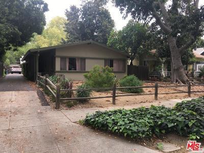 South Pasadena Single Family Home For Sale: Milan Avenue
