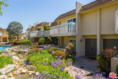 Redondo Beach Condo/Townhouse For Sale: 1200 Opal Street #18
