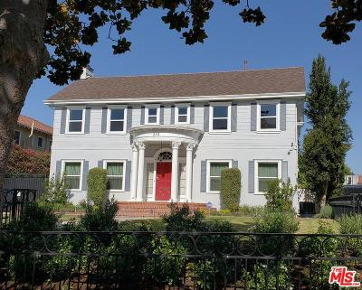 Hancock Park-Wilshire (C18) Single Family Home Pending: 245 South Irving Boulevard