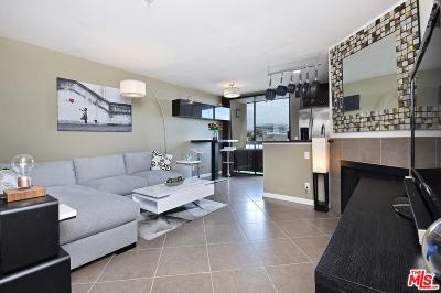 Los Angeles Condo/Townhouse For Sale: 7320 Hawthorn Avenue #420