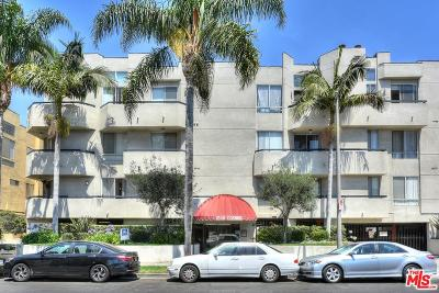 Los Angeles Condo/Townhouse For Sale: 1240 South Corning Street #104