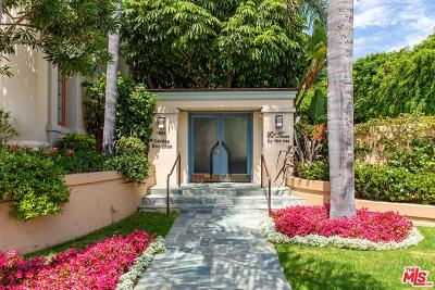 Los Angeles County Condo/Townhouse For Sale: 603 Ocean Avenue #4A