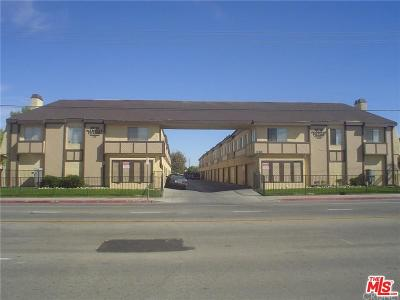 Palmdale Condo/Townhouse For Sale: 38710 10th Street #1