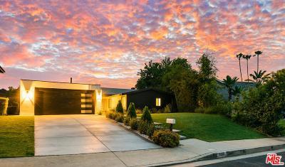 Tarzana Single Family Home For Sale: 4165 Aleman Drive