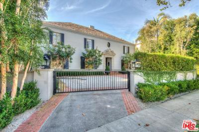 Beverly Hills Single Family Home For Sale: 807 North Camden Drive
