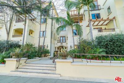 Beverly Hills Condo/Townhouse For Sale: 261 South Reeves Drive #101