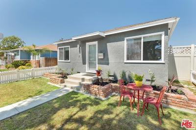 Single Family Home For Sale: 7612 Midfield Avenue