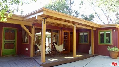 Topanga Single Family Home For Sale: 274 North Topanga Canyon Boulevard