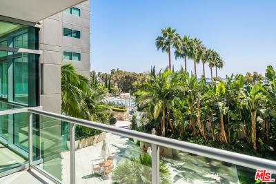 Los Angeles County Condo/Townhouse For Sale: 13650 Marina Pointe Drive #504