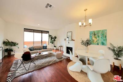 Los Angeles Condo/Townhouse For Sale: 828 North Hudson Avenue #206