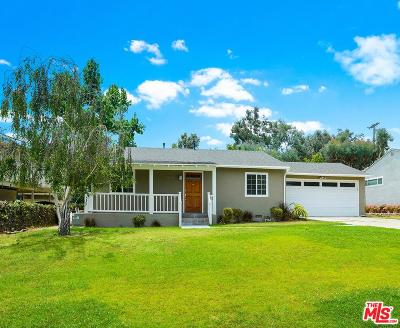 Single Family Home For Sale: 3467 Veteran Avenue