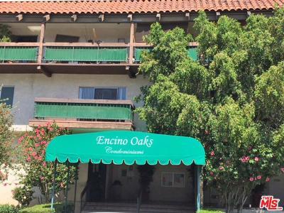 Encino Condo/Townhouse For Sale: 5460 White Oak Avenue #H303