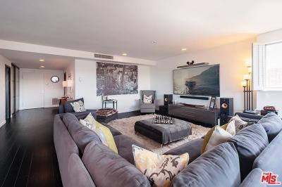 Los Angeles County Condo/Townhouse For Sale: 865 Comstock Avenue #16E
