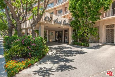 Condo/Townhouse For Sale: 100 South Doheny Drive #613