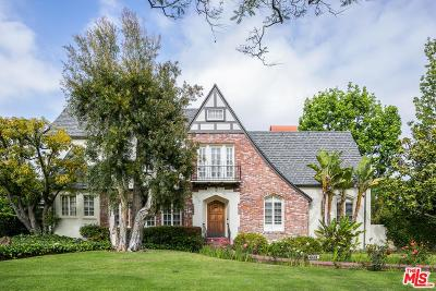 Beverly Hills Single Family Home For Sale: 602 North Palm Drive