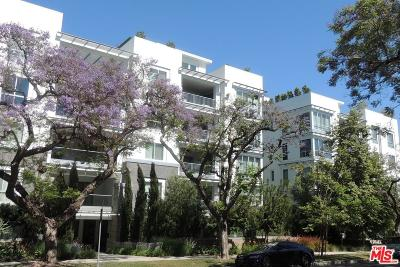 Beverly Hills Rental For Rent: 460 North Palm Drive #101