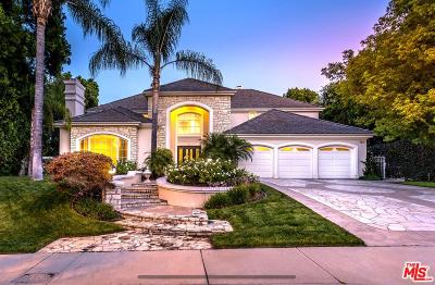 Calabasas Single Family Home Sold: 5415 Amber Circle